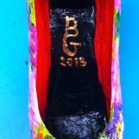 chaussure fleurie5