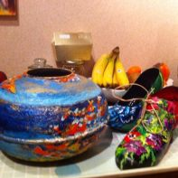 vase bassin